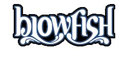 Blowfish Hair Studio Logo